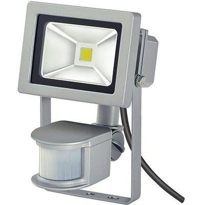 Brennenstuhl Chip LED Leuchte L CN 110 C PIR ALU IP44 für 24,99€ (40€)