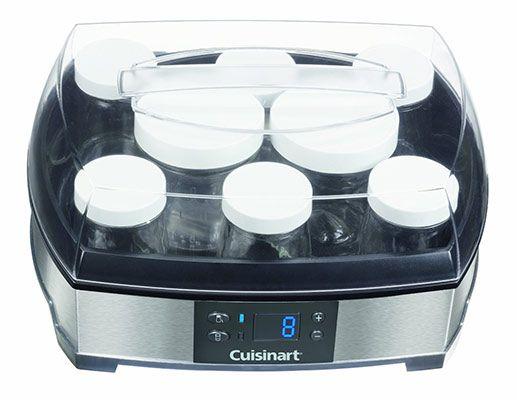 cuisinart Cuisinart YM400E Joghurt  und Frischkäsebereiter für 49,99€ (statt 72€)