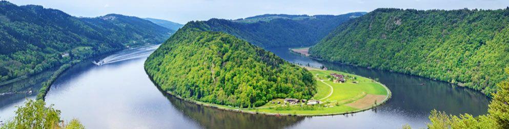 6 Tage Donauschifffahrt ab Passau auf der 4,5* DCS Amethyst inkl. Vollpension ab 349€ p.P.