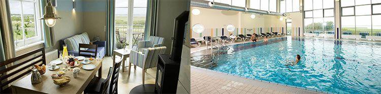dorfhotel sylt apartment 3 Tage Sylt in einem Apartment inkl. Spa & mehr für bis zu 4 Personen (+ 1 Kind) ab 358€