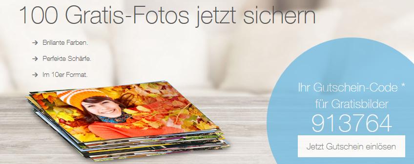 download 100 Fotoabzüge gratis dank Gutschein (für Neukunden)