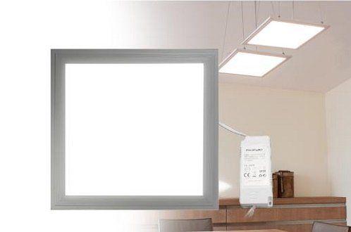 dreamled led panel 30 x 30 cm DreamLED LED Panel 30x30 cm für 56€ (statt 120€)