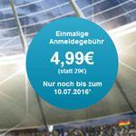 DriveNow Anmeldung für nur 4,99€  (statt 29€)