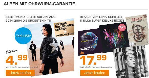 günstige Alben SONY PlayStation 4 1TB Slim + 2x Call Of Duty für 299€ und mehr günstige Angebote im Saturn Weekend Sale