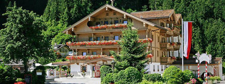 gutshof ziller tease 3 Tage im Zillertal inkl. Verwöhnpension, Wellness & Mountainbikes ab 149€ p.P.