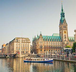 2 ÜN in Hamburg im 4*S Hotel inkl. Frühstück, Wellness, Hafenrundfahrt  ab 114€ p.P.