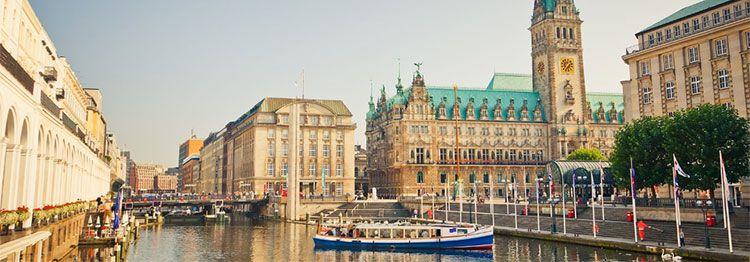 4 Tage Hamburg im 4* Hotel inkl. Frühstück, Wellness & Spa für 2 Personen nur 279€