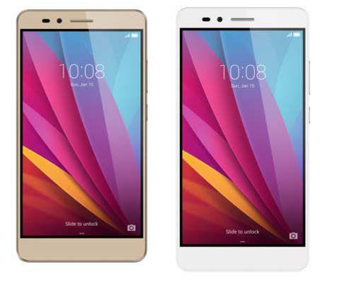 HONOR 5X   16GB Dual SIM Android 5 Smartphone (statt 189€) für 159€
