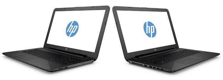 HP 15 ay045ng (i3 5005U / 4GB / 128GB SSD / FreeDOS) für 299€  (statt 318€)