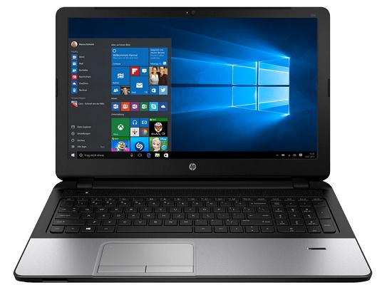 HP 350 G2 K9H71EA 15 Zoll Notebook für 300€ (statt 355€)