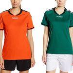 Damen Shirts von Hummel Stay Authentic Poly Jersey für 2€ inkl. Versand