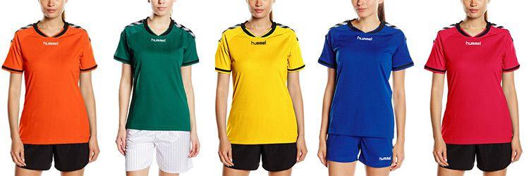 hummel trikot damen Damen Shirts von Hummel Stay Authentic Poly Jersey für 2€ inkl. Versand