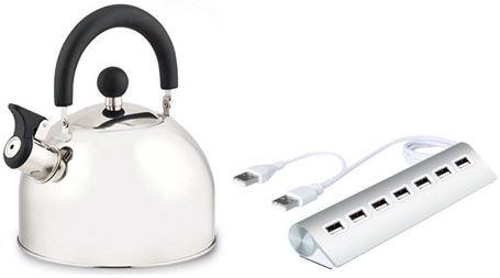 iMac USB Hub Highlights aus den ersten 780 Amazon Blitzangeboten vom Mittwoch