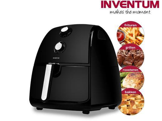 inventum heissluft friteuse Inventum GF400HL   Heißluft Friteuse für 75,90€ (statt 107€)
