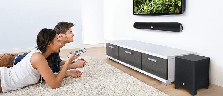 jbl sounbar JBL Cinema SB250 Soundbar   2.1 Heimkino System für 174€ (statt 254€)