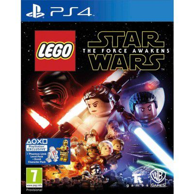 lego star wars the force awakens ps4 [PS4] LEGO Star Wars: The Force Awakens für 34,30€ (statt 40€)