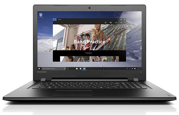 Lenovo Ideapad 300 17ISK   17 Zoll Notebook mit i5, 8GB RAM, 2TB HDD, AMD R5 M330) für 499€ (statt 665€)