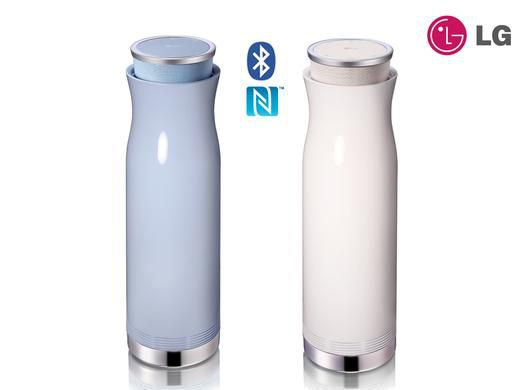 lg sound360 bluetooth lautsprecher LG Sound360  Bluetooth Lautsprecher für 79,95€ (statt 144€)