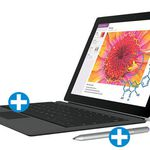 Microsoft Surface 3 – 10,8″-Tablet 64GB Windows 10 inkl. Type-Cover für 560,95€