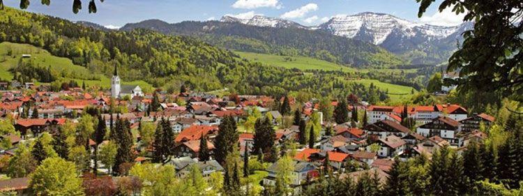 3 Tage im 4* Hotel in Oberstaufen inkl. Frühstück, Wellness und Golf ab 152€ p.P.