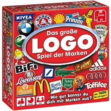 Jumbo   Das große LOGO Spiel der Marken für 12,92€ (statt 18€)