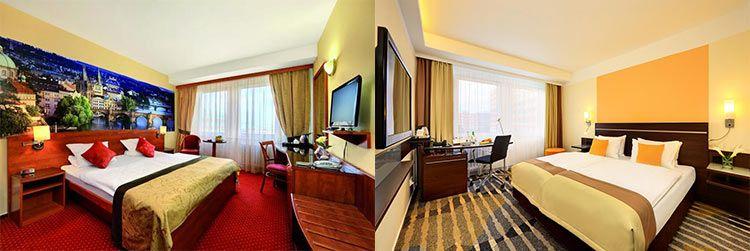 prag duo zimmer 3 Tage Prag im 4* Hotel inkl. Frühstück ab 6€ zu zweit