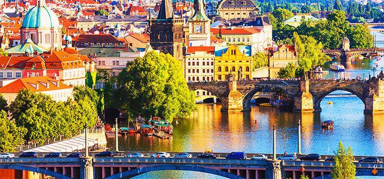 2 Tage Prag inkl. Frühstück & Fitness ab 39€ p.P.