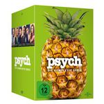 PSYCH – die komplette Serie [DVD] für 30€ (statt 73€)