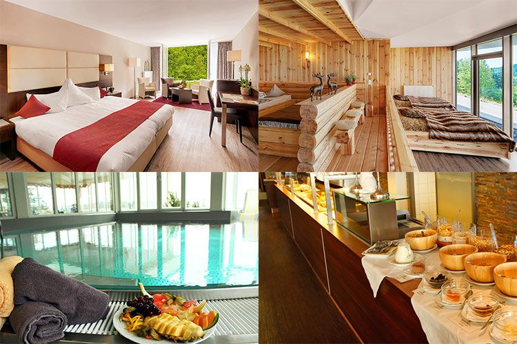 3 Tage in BaWü im 4* Hotel inkl. Halbpension & Spa ab 129€ p.P.