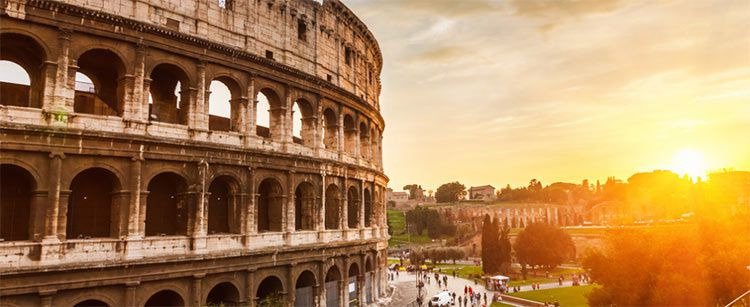3 Tage Rom inkl. Frühstück, Wellness & kostenlose Minibarbefüllung ab 99€ p.P.