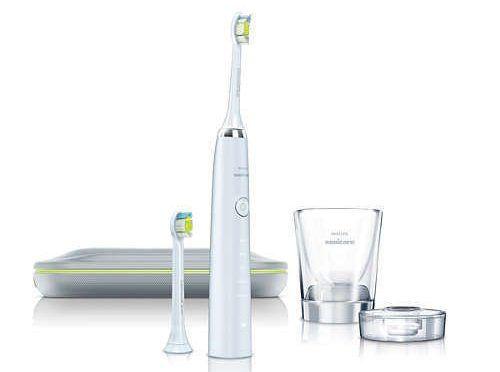Philips Sonicare HX9332/04 Diamond Clean Schallzahnbürste für 89,99€ (statt 144€)   Retourengeräte!