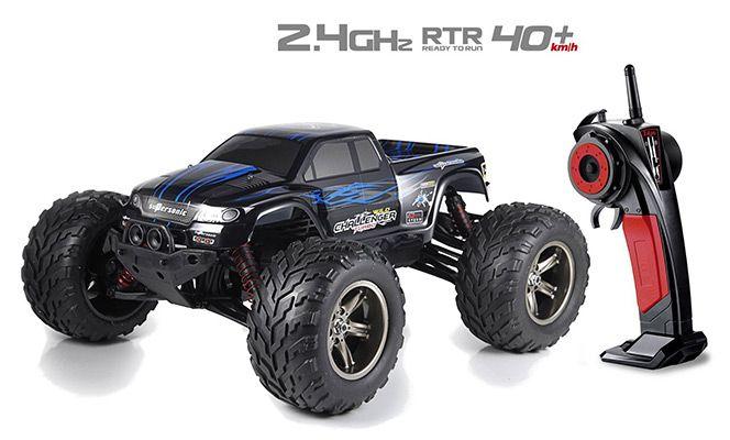 Metakoo S911  Ferngesteurtes Auto mit bis zu 40 km/h für 79,04€ (statt 93€)