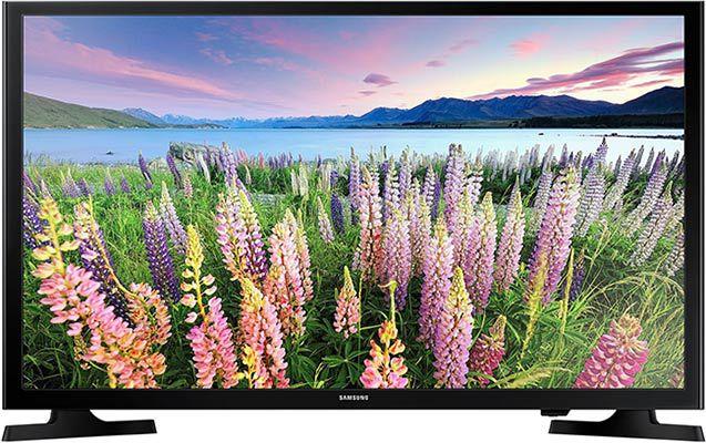 Samsung UE32J5250 –  32 Zoll LED TV (Full HD, Triple Tuner, WLAN) für 249€ (statt 284€)