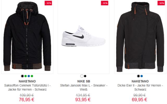 schuhe e1471077195819 NAKETANO Sale mit 20% Extra Rabatt für Damen und Herren