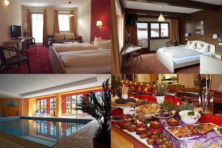 scol sporthotel zimmer 6 Tage am Großglockner in Tirol im schönen 3* Hotel + All Inclusive & Wellness ab 239€ p.P.