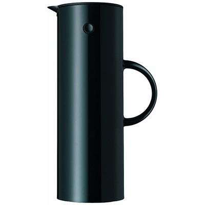 Stelton 930 Isolierkanne (1L) schwarz für 31,99€ statt 45€