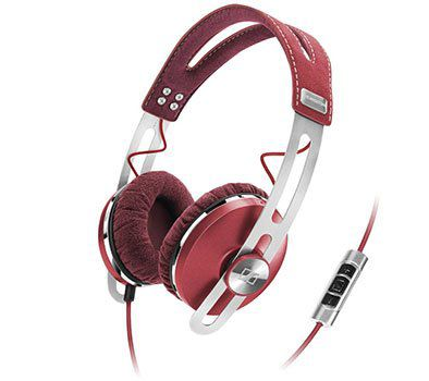 Sennheiser Momentum Over Ear Kopfhörer nur 82,96€ (statt 129€)