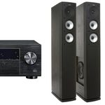 Pioneer VSX-531-B + S 626 HCS 3 im Set für 649€ (statt 754€)