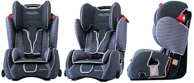 Storchenmühle Kindersitz Starlight SP Oxxy für 114,99€ (statt 142€)