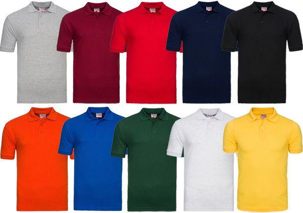 texas polos TEXAS bull Poloshirts (bis 6XL) für 9,99€ inkl. Versand