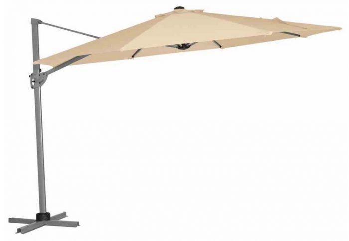 Preisfehler? Siena Garden Ampelschirm Montego (Ø 350cm) für 235€ (statt 408€)