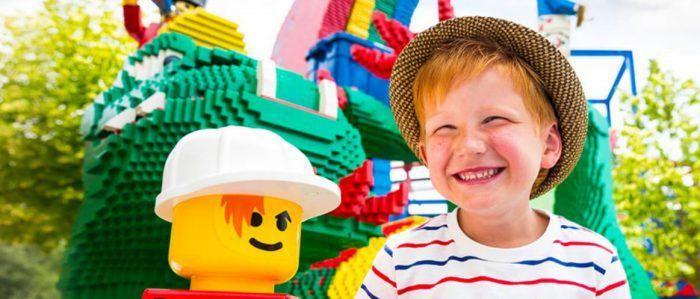 1 Tag Legoland Oberhausen + Übernachtung im 4* Hotel mit Frühstück ab 39€ p.P.