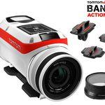 TomTom Bandit 4K-Action-Cam & extra Zubehör für 205,09€ (statt 240€)