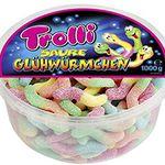 AUSVERKAUFT – 3kg Trolli saure Glühwürmchen für 9,99€ inkl. Versand