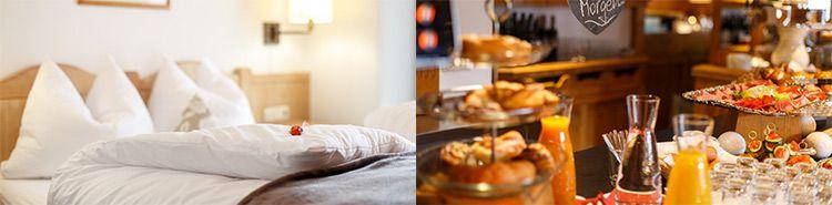 vitalhotel zimmer 3 Tage in den Chiemgauer Alpen inkl. Frühstück & Spa ab 129€ p.P.