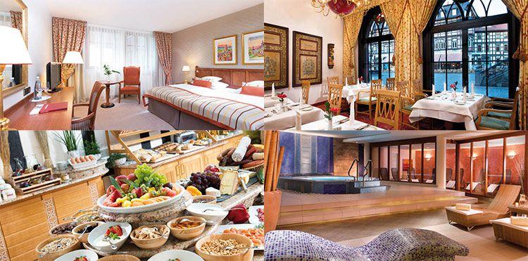 wernigerode gothisches zimmer 2 Tage in Wernigerode in 4,5* Hotel inkl. Frühstück & Wellness ab 49€ p.P.