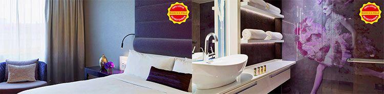 2 Tage Wien im 4,5* Rennaissance Hotel inkl. Frühstück, Wellness & Fitness ab 45€ p.P.