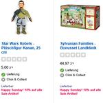 Restposten Sale bei Toys'R'us + 10% Extra-Rabatt