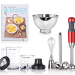Kitchenaid Stabmixer + 3L Schüssel und Kochbuch ab 141€ (statt 172€)
