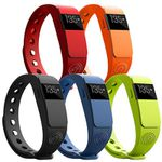 NINETEC Smartfit F2 Fitnesstracker + Ersatzarmband für 29,99€ (statt 40€)